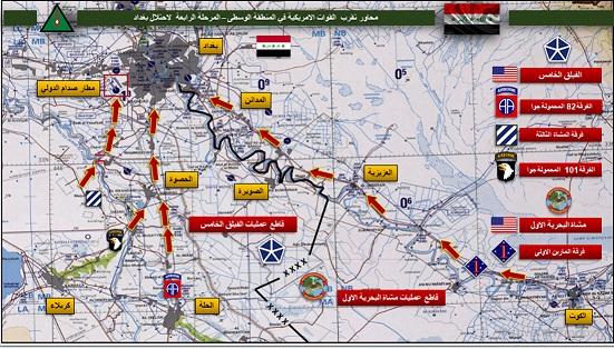 حرب احتلال العراق / 2003........في حلقات  Halaka.7