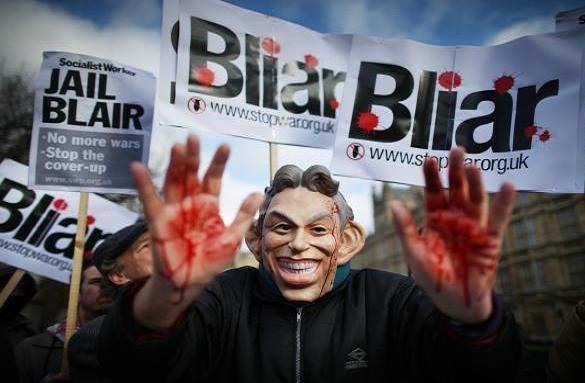 Tony Blair e la democrazia della menzogna
