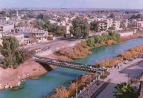 شموع الخضر في التراث البغدادي والعراقي...! Deralzor.1.JPG