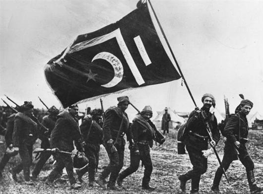 ذكريات ضابط عراقي في الحرب العالمية الأولى DK.w1.6