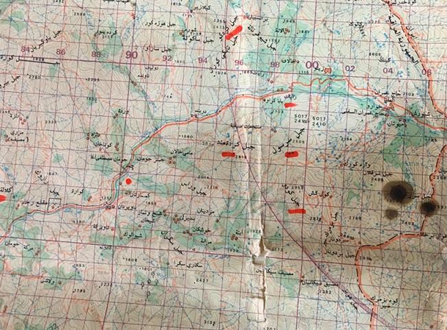 قصه السرب 106 مروحيات العراقي والمسلح بمروحيات Bo-105  Grdamand.1