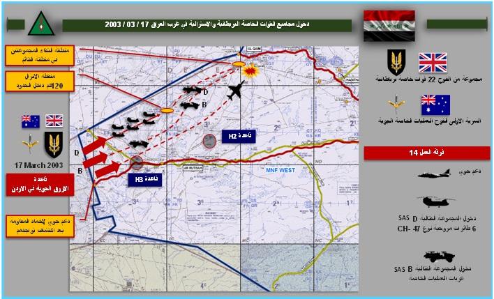 حرب احتلال العراق / 2003........في حلقات  Hlk.3D