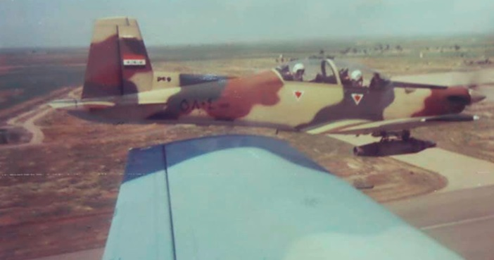 قصه السرب 106 مروحيات العراقي والمسلح بمروحيات Bo-105  Sq.1