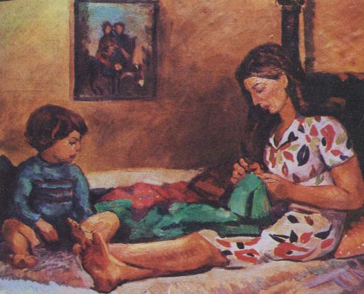 لكل يوم لوحة فنية - صفحة 12 Esaa.H
